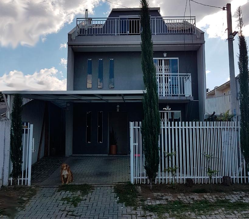 Bairro Nações – 2 Dormitórios – Casa semi mobiliada
