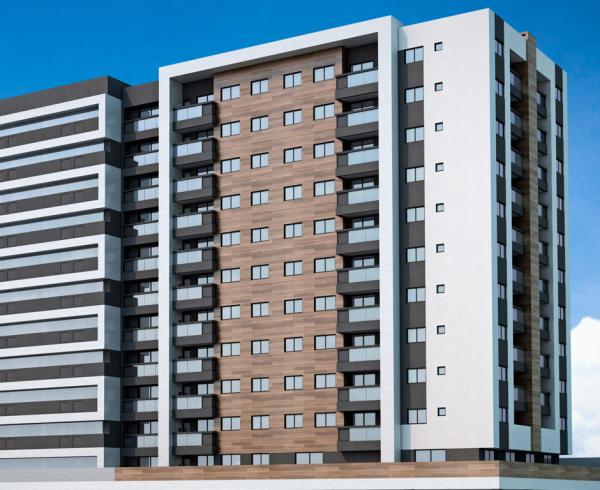 Bairro Pinheirinho – 2 Dormitórios