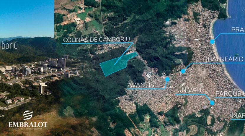Localização-Colinas